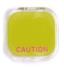 Knock Knock Knock Knock Compact Caution