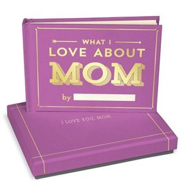Knock Knock FITL Giftbox Love About Mom