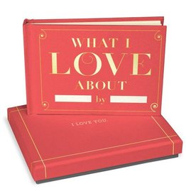 Knock Knock FITL Giftbox Love About You