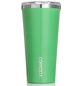 Corkcicle 16oz Gloss Caribbean Green Tumbler