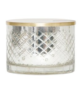Capri Blue Large Mercury Jar Candle - Rain
