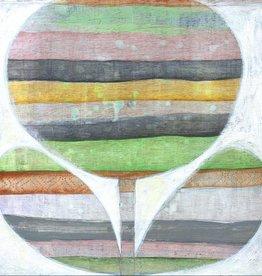 "Sugarboo Designs Emerson's Flower Small Print - 12"" x 12"""