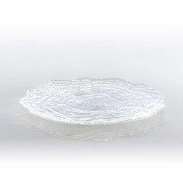 Shiraleah Clear Glacier Platter