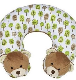 Maison Chic Cocoa the Bear Travel Pillow