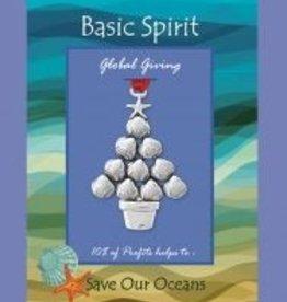 Basic Spirit Shell Tree Global Giving Ornament