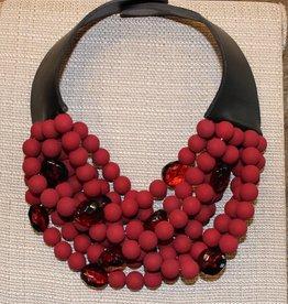 Fairchild Baldwin Couture Bella-Red