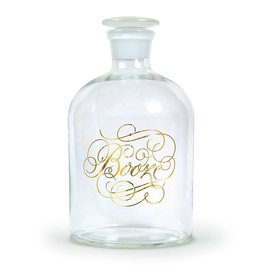 Fred & Friends Bottled Up- Booze Decanter