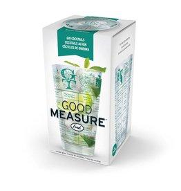 Fred & Friends Good Measure- Gin Recipe Glass