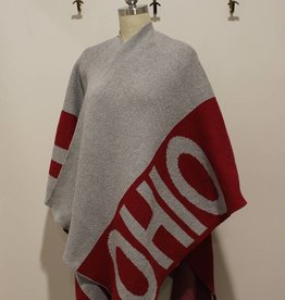 In 2 Green Ohio State College Wrap