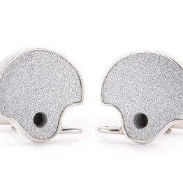 Tokens & Icons Ohio State Helmet Cuff Links