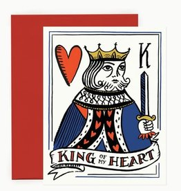 Idlewild Co. King of My Heart Card