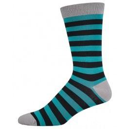 Socksmith Socksmith- Men's Socks Stripe -Mallard