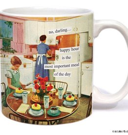 Anne Taintor Most Important Meal Mug