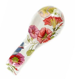 MacKenzie-Childs Morning Glory Spoon Rest