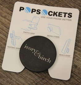 Popsockets ivory & birch Charity Popsocket