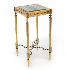 MacKenzie-Childs Tra La La Accent Table