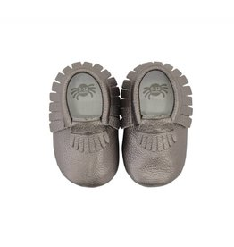 Itzy Ritzy Moc Happens™ Leather Baby Moccasins