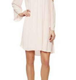 Sanctuary Spring Sofie Dress Barely Pink