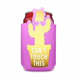Ann Page Koozie- Cactus, Can't Touch This