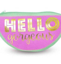 Ann Page Make Up Bag- Hello Gorgeous