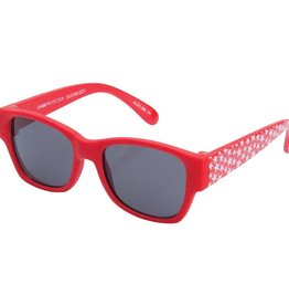 Elegant Baby Boy Wayfarer Sunglasses-Red