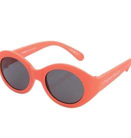 Elegant Baby Cool Girl Sunglasses-Coral