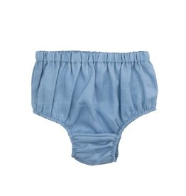 Elegant Baby Blue Boys Bloomer 6-12M