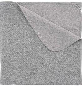 Elegant Baby Organic Crinkle Blanket-Gray