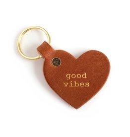 Seltzer Good Vibes Keytag