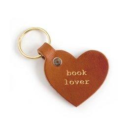 Seltzer Book Lover Keytag