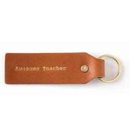 Seltzer Gold Awesome Teacher Keytag