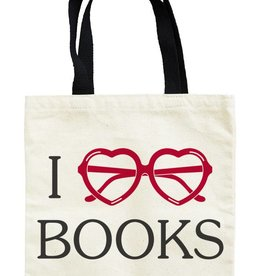 Seltzer Heart Books Tote