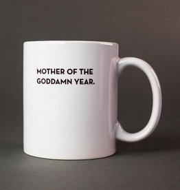 Sapling Press Mother of the Year Mug