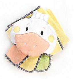 MacKenzie-Childs Hooded Towel Set- Duckling