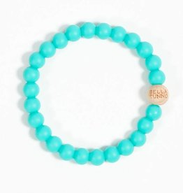 Bella Tunno Turquoise Teething Bracelet