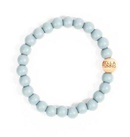 Bella Tunno Dim Gray Teething Bracelet