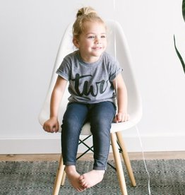 Oyster's Pearl TWO Birthday Toddler Tshirt
