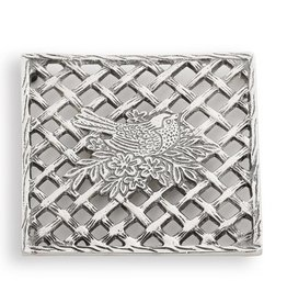Star Home Designs Bird & Branch Trivet