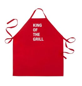 Say What King of the Grill Apron