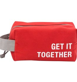 Say What Get It Together Dopp Kit