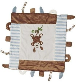 Maison Chic Mike the Monkey Multifunction Blankie