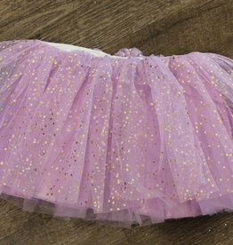 Couture Clips Gold Star Tutu