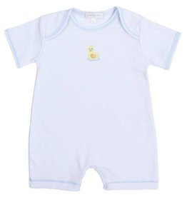 Magnolia Baby Puddle Ducks Short Playsuit