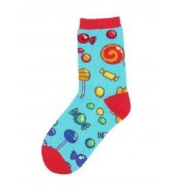 Socksmith Socksmith- Kid's Socks Candy Shop - Medium (4-7 years, 10-1y shoe size)