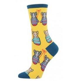 Socksmith Socksmith- Women's Socks Kittens in Mittens