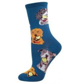 Socksmith Socksmith- Women's Socks Ball Dog