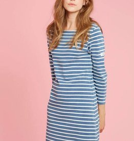 Joules 3/4 Sleeve Jersey Dress