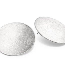 Jenny Bird Ariel Earrings Silver