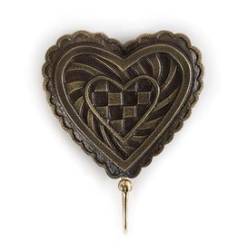 MacKenzie-Childs Heart Hook