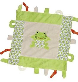 Maison Chic Freckles the Frog Multifunction Blankie